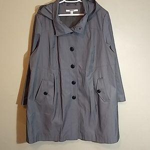 DKNY NWT trench coat